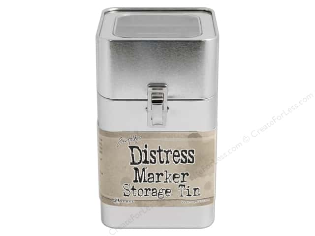 Ranger Tim Holtz Distress Marker Empty Tin