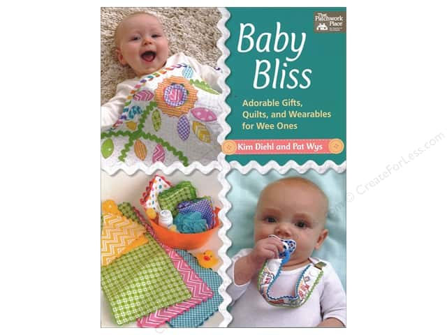 That Patchwork Place Baby Bliss Book
