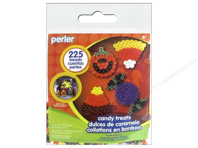 Perler Fused Bead Kit Trial Candy Treats