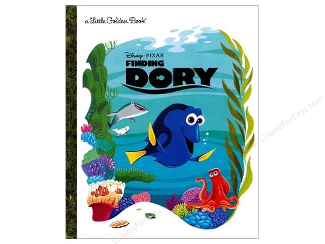Golden Disney Finding Dory Book