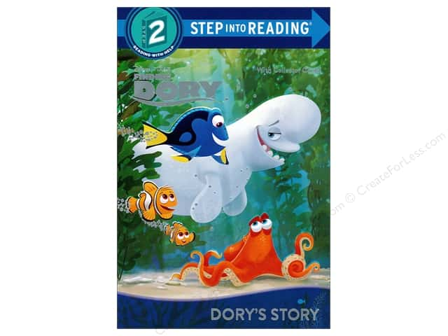 Disney Finding Dory Dory's Story Book