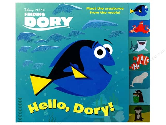 Disney Finding Dory Hello Dory! Book