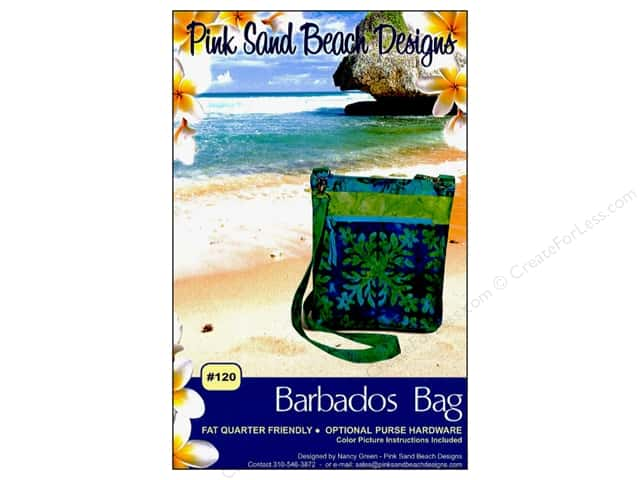 Pink Sand Beach Designs Barbados Bag Pattern