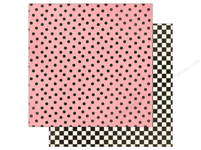 Authentique 12 x 12 in. Paper Fabulous Nine (25 sheets)