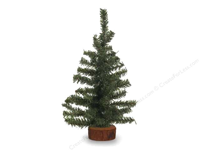 Darice Decor Christmas Tree 12""