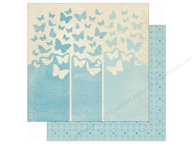 Authentique 12 x 12 in. Paper Felicity Three (25 sheets)