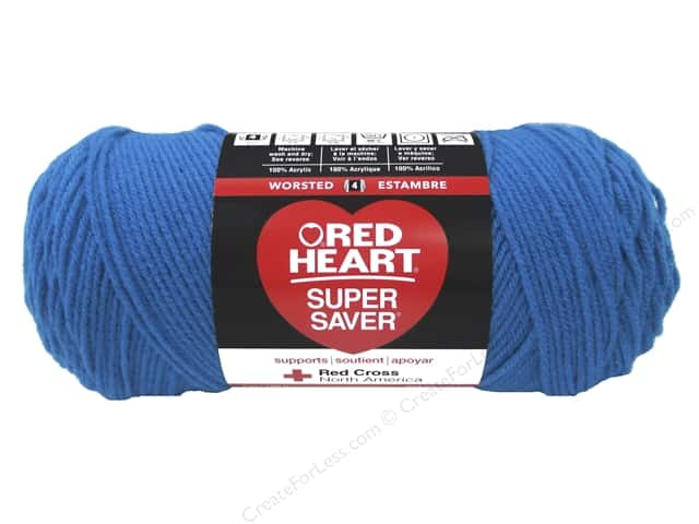 Red Heart Super Saver Yarn #506 Pool 364 yd.