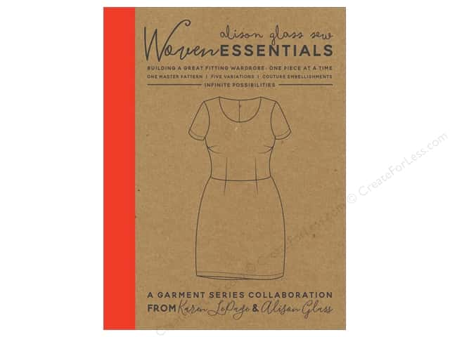 Alison Glass Woven Essentials Book