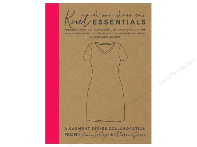 Alison Glass Design Knit Essentials Book