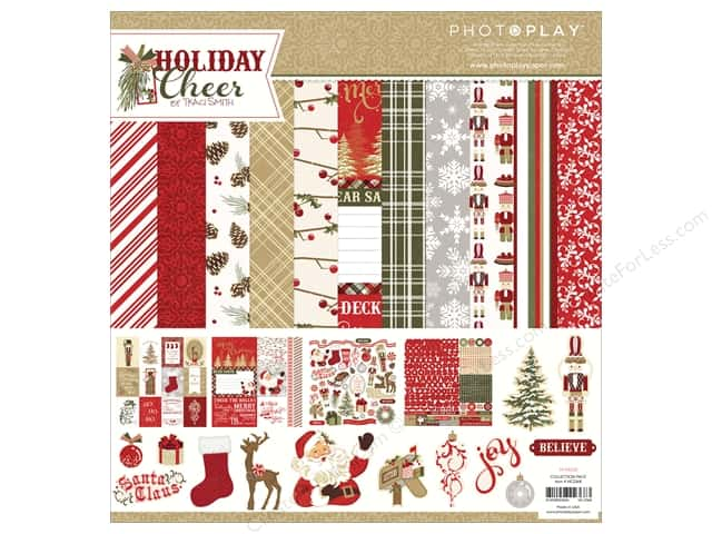 Photo Play Collection Holiday Cheer Collection Pack