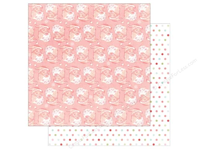 My Mind's Eye 12 x 12 in. Paper Sugar Plum Jolly (25 sheets)