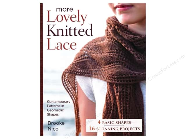 Lark More Lovely Knitted Lace Book