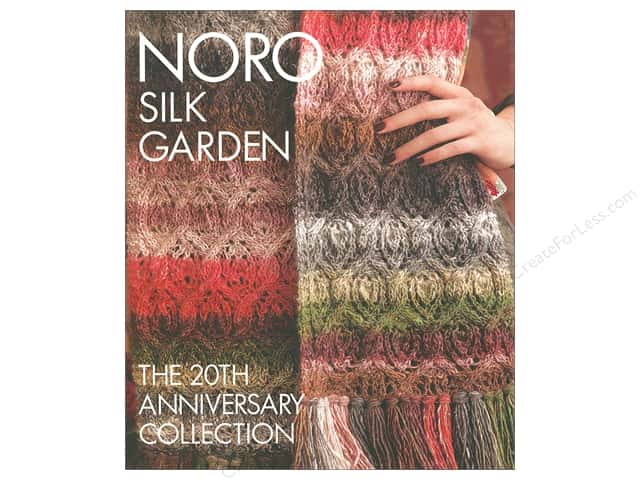 Sixth & Spring NORO Silk Garden The 20th Anniversary Collection Book