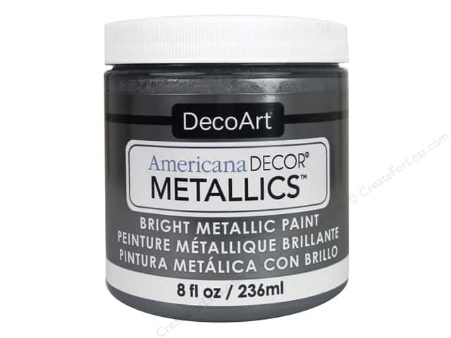 DecoArt Americana Decor Metallics 8 oz. Tin