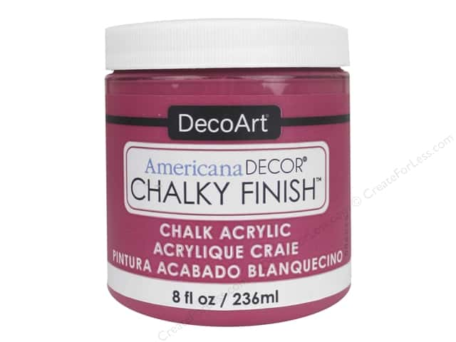DecoArt Americana Decor Chalky Finish 8 oz. Reminiscence