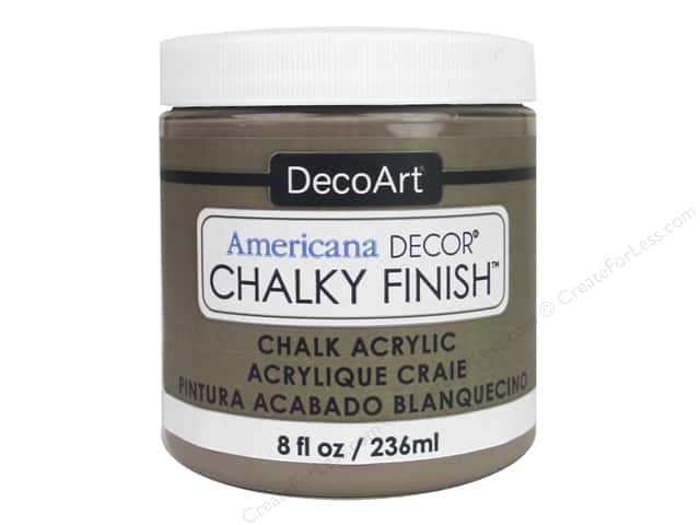 DecoArt Americana Decor Chalky Finish 8 oz. Restore