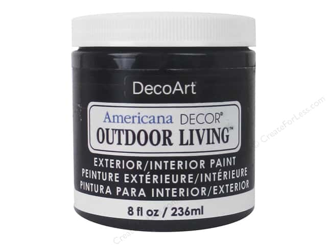 DecoArt Americana Decor Chalky Finish 8 oz. Iron Gate