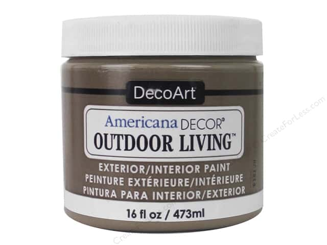 DecoArt Americana Decor Outdoor Living Exterior/Interior Paint 16 oz. Pergola