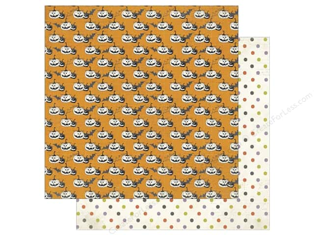 Photo Play 12 x 12 in. Paper Bootiful Pumpkins (25 sheets)
