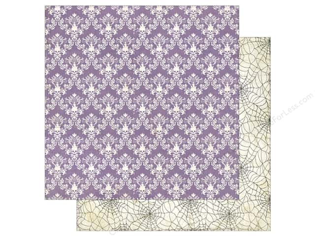 Photo Play 12 x 12 in. Paper Bootiful Damask (25 sheets)