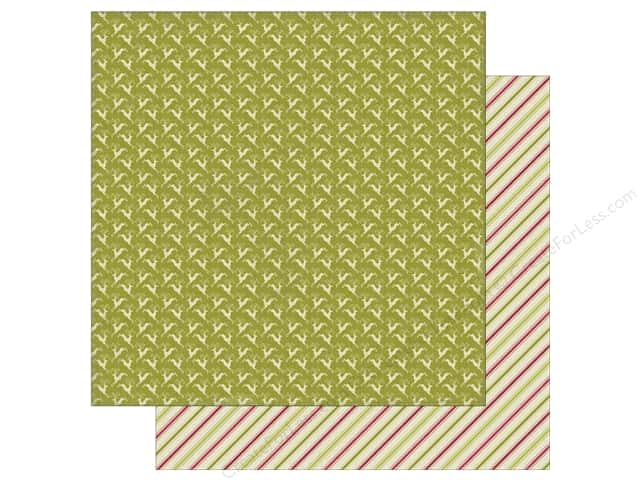 Authentique 12 x 12 in. Paper Classic Christmas Two (25 sheets)