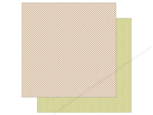 Authentique 12 x 12 in. Paper Classic Christmas Ten (25 sheets)