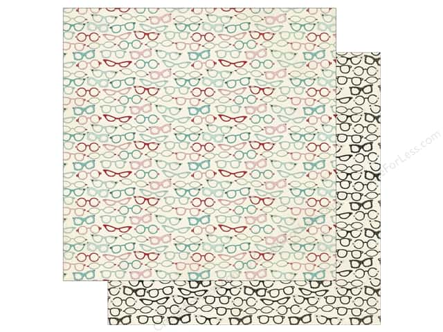 Authentique 12 x 12 in. Paper Fabulous Six (25 sheets)