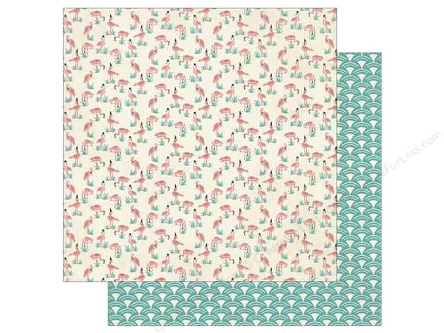 Authentique 12 x 12 in. Paper Fabulous Ten (25 sheets)