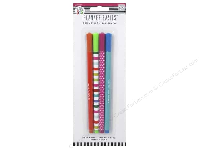 Me&My Big Ideas Collection Create 365 Basics Pens Bright