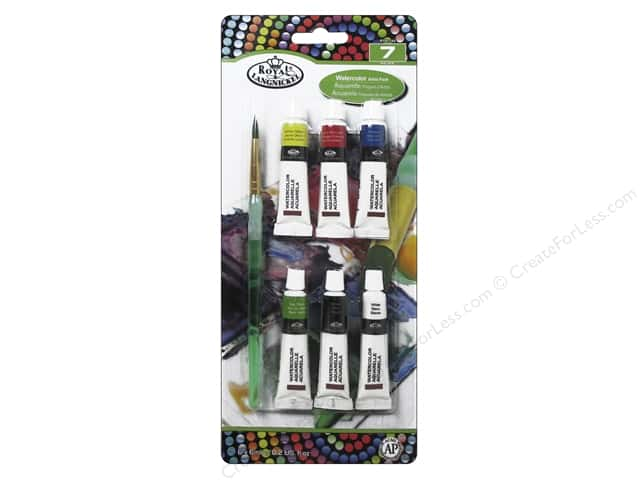 Royal Artist Pack Watercolor Paint with Brush