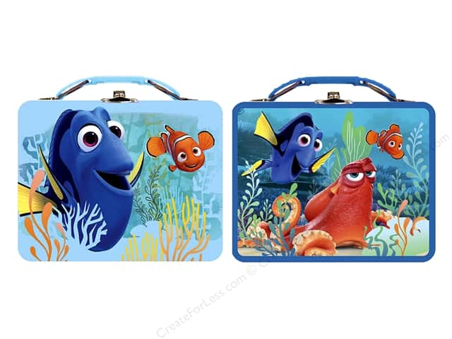 Tin Box Co Carry All Tin Large Disney Finding Dory 1 pc.