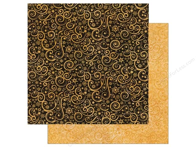 Graphic 45 12 x 12 in. Paper St Nicholas Starry Night (25 sheets)