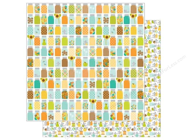 Doodlebug 12 x 12 in. Paper Flea Market Tiny Treasures (25 sheets)