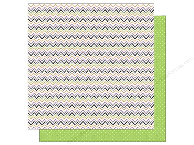 American Crafts 12 x 12 in. Paper Halloween Candy Land (25 sheets)