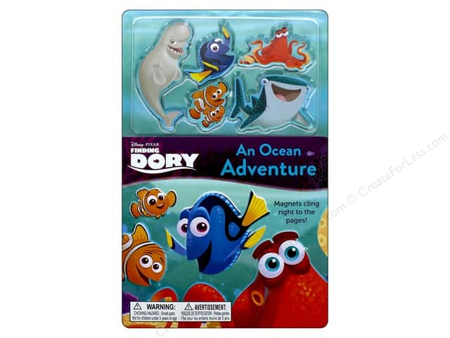 Random House An Ocean Adventure Magnetic Play Book