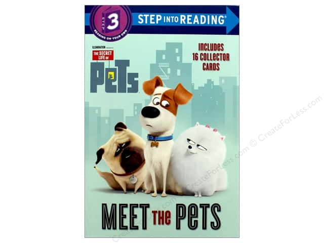 Random House Meet The Pets Book