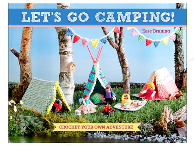 That Patchwork Place Let's Go Camping Book