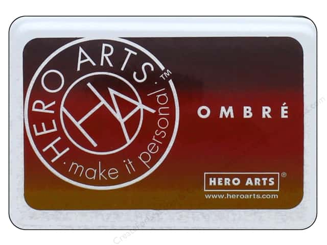 Hero Arts Ink Pad Ombre Autumn