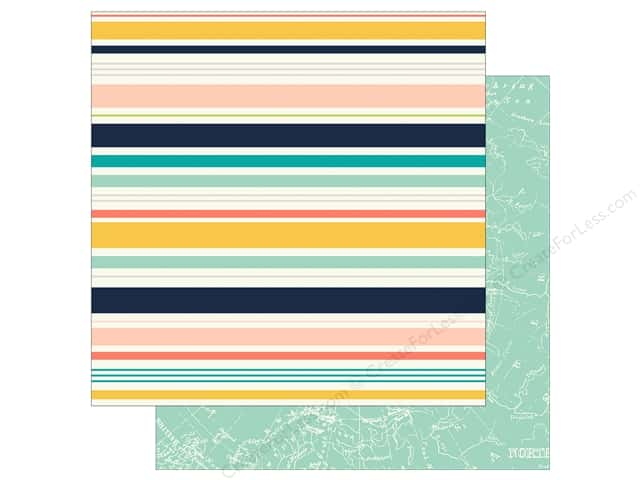 Simple Stories 12 x 12 in. Paper Posh Dream Big (25 sheets)