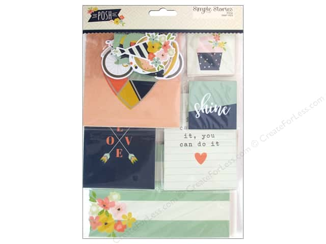Simple Stories Collection Posh Snap Pack