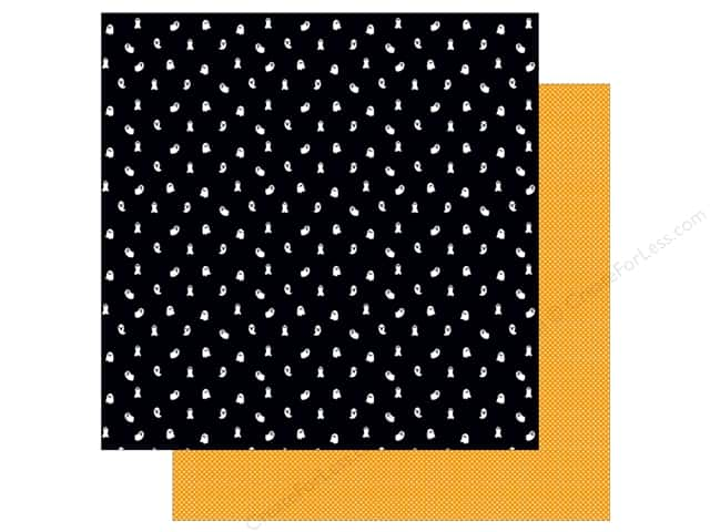 Bella Blvd 12 x 12 in. Paper Spooktacular Casper (25 sheets)