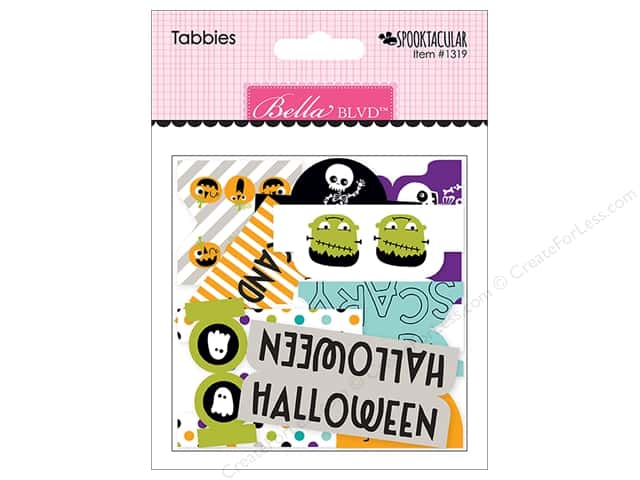 Bella Blvd Tabbies 47 pc. Spooktacular
