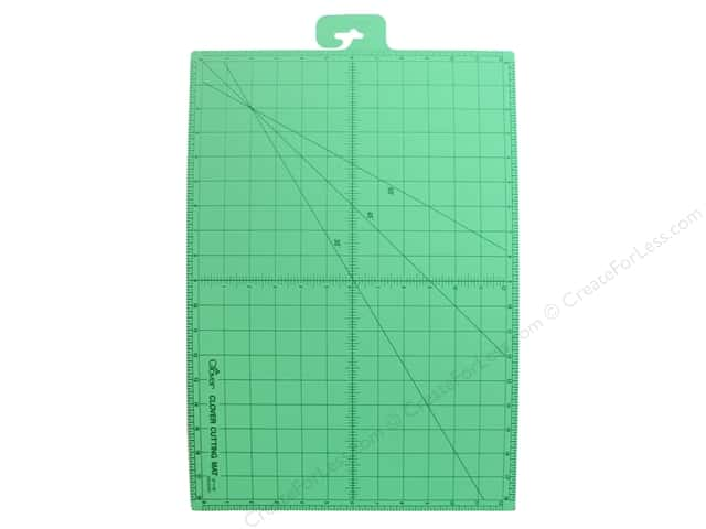 Clover Cutting Mat 12 x 18 in.