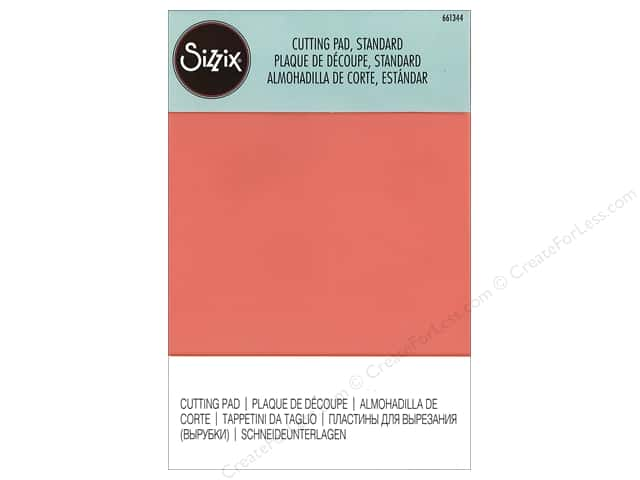 Sizzix Cutting Pad Standard 1 pc. Coral