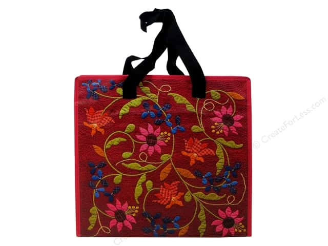 C&T Publishing Eco Tote 15 1/2 x 15 x 8 in. Euphoria Tapestry