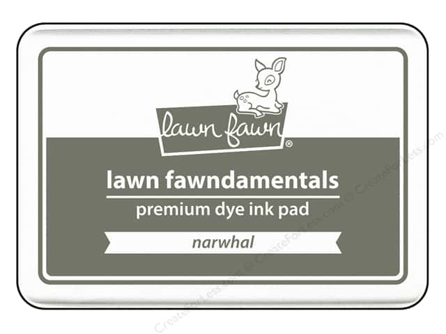 Lawn Fawn Ink Pad Narwhal