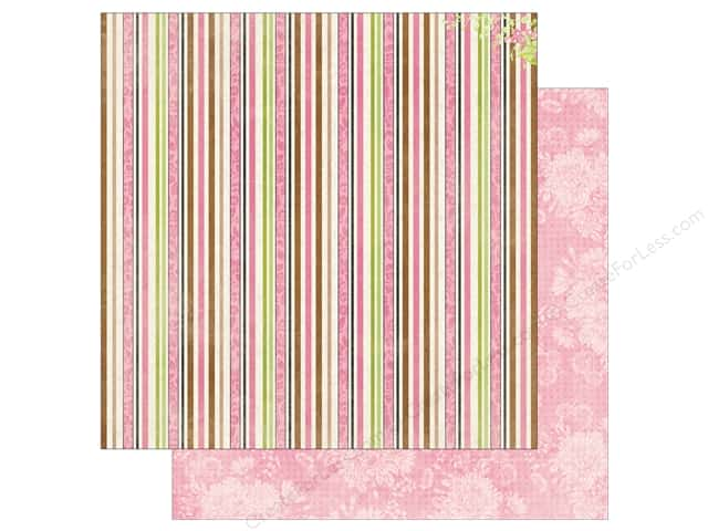 Bo Bunny 12 x 12 in. Paper Sweet Moments Delectable (25 sheets)