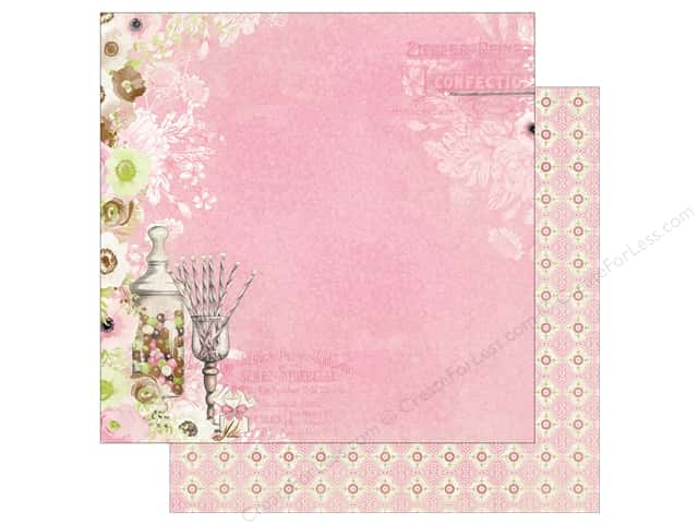 Bo Bunny 12 x 12 in. Paper Sweet Moments Sweet Moments (25 sheets)