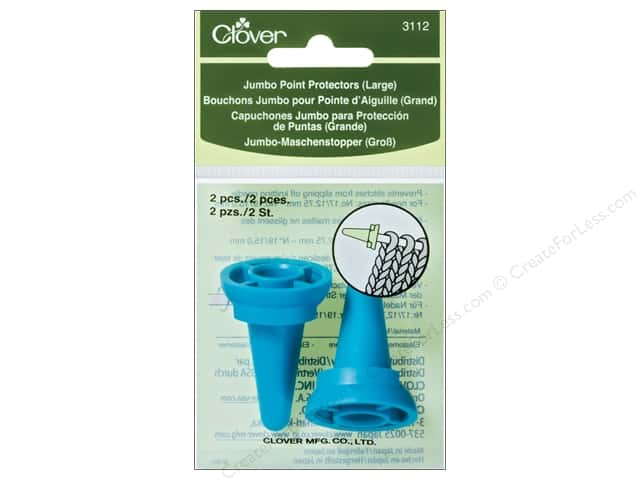Clover Point Protector Jumbo Large 2 pc.