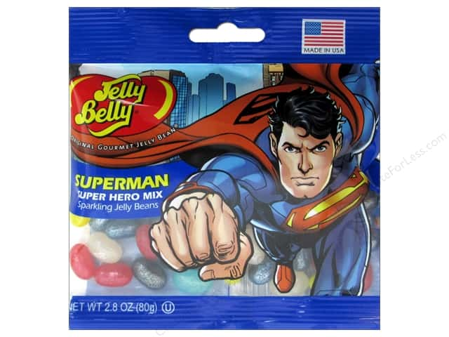 Jelly Belly Jelly Beans 2.8 oz. Superman